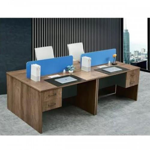 职员工作位厂家 现代板式屏风办公桌定做Z-2012#