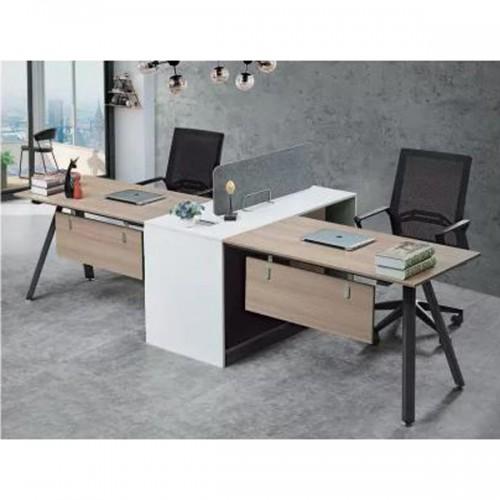 时尚职员屏风隔断办公桌批发厂家Z-6528#