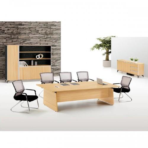 办公板式会议桌 公司简约开会桌定制CT-E2412#