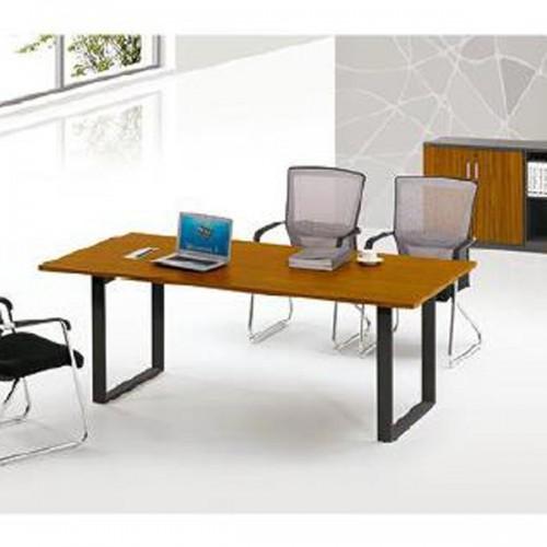 板式会议桌定做尺寸 公司办公会议桌销售CT-R2412#