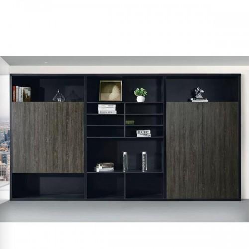 高档板式文件柜现代展示柜书柜促销H-1361#