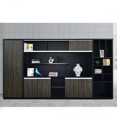 昊展办公家具时尚板式文件柜书柜H-1336#