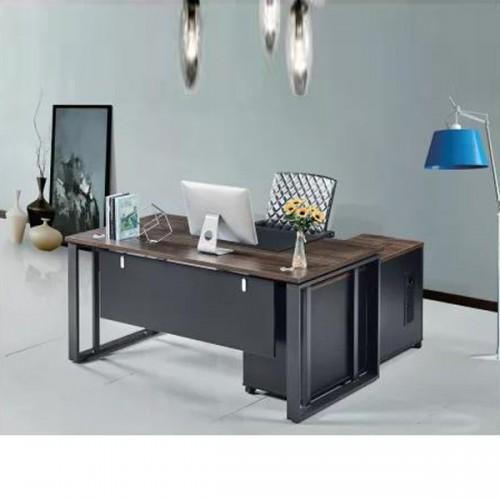 办公家具老板桌经理台价格B-0161#