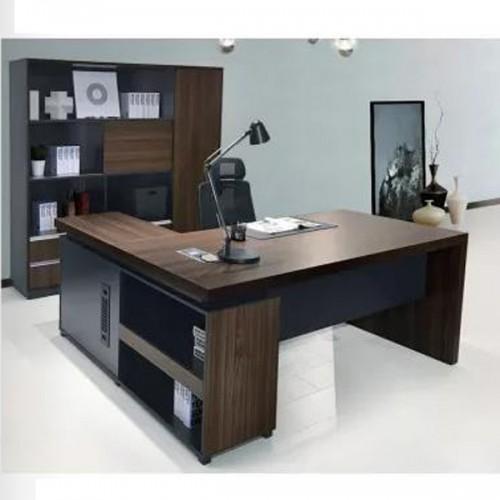 办公家具厂家定做老板桌总裁经理桌B-0186#