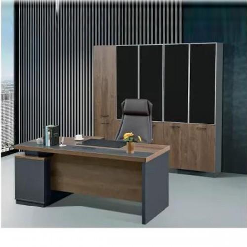办公家具板式经理台老板桌批发定制B-2184#