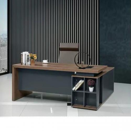 时尚商务老板桌经理台品牌供应商B-2183#
