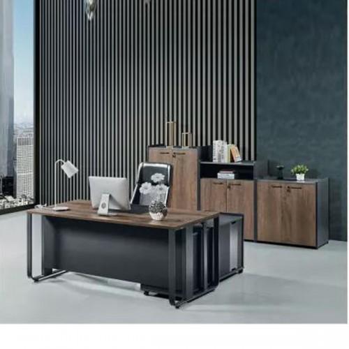 板式老板桌家具定制 经理桌采购价格B-2185#