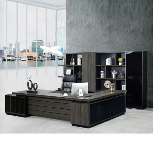 时尚总裁桌老板办公桌低价促销B-1132#