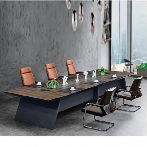 香河昊展板式会议桌品牌供应商HY-5045#