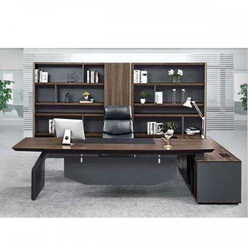 厂家直销办公家具总裁桌老板桌B-5132#