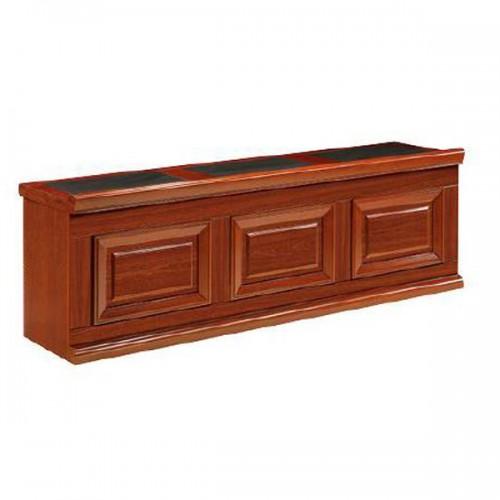 油漆培训桌实木演讲台促销价格LK2407-1#