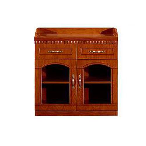 油漆实木贴皮茶水柜 矮柜价格LM0801#