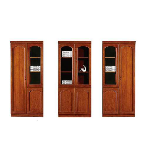 办公文件柜木质油漆书柜供应商LY2015L#