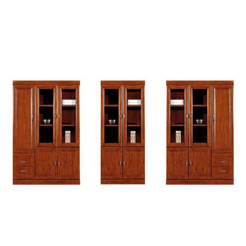 高档办公文件柜书柜生产批发LY3116-1#