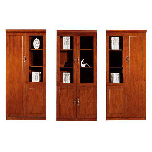 落地油漆书柜木质文件柜生产厂家LY2017L#