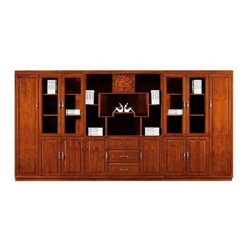 油漆办公家具品牌 时尚文件柜书柜厂家LY3085L#
