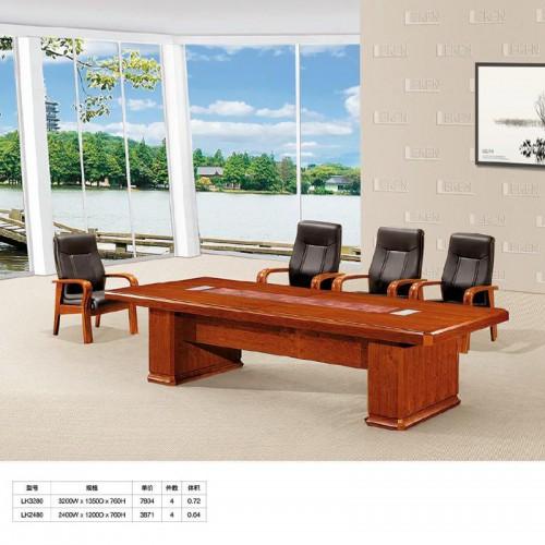 公司油漆办公会议桌培训桌批发价格LK3280#