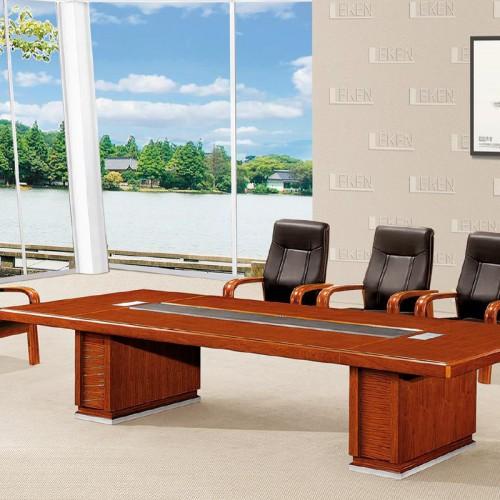 办公家具会议桌油漆长条会议台LK3689#