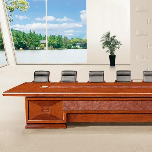品牌办公家具油漆会议桌会议台LK4881#