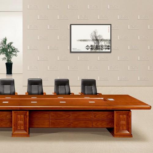 品牌办公家具油漆会议桌会议台LK6036#