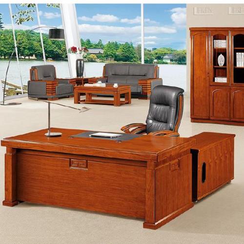 老板经理办公桌 油漆班台桌价格LT2086Z#