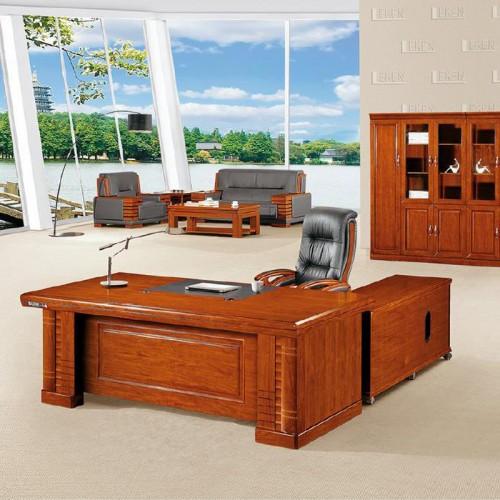 油漆办公桌经理老板桌班台现货 LT2218H#
