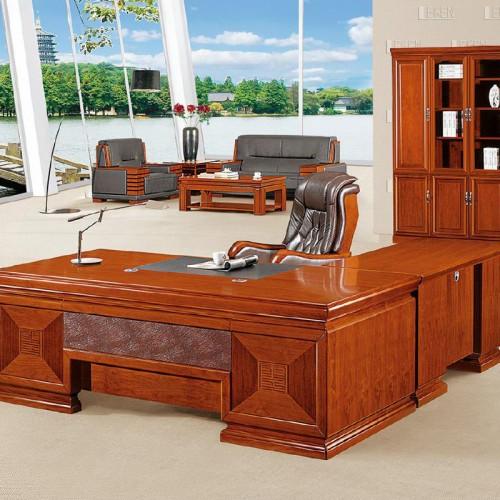 特价直销经理办公台油漆老板桌 LT2481Z#