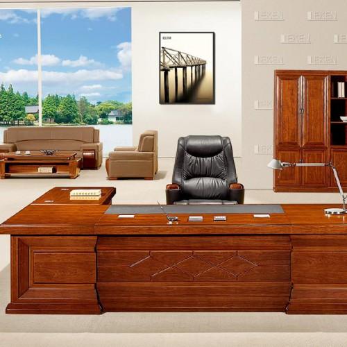 品牌办公家具油漆老板桌 LT3209Z#