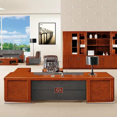 总裁办公桌大班台老板桌现货LT3517Z#