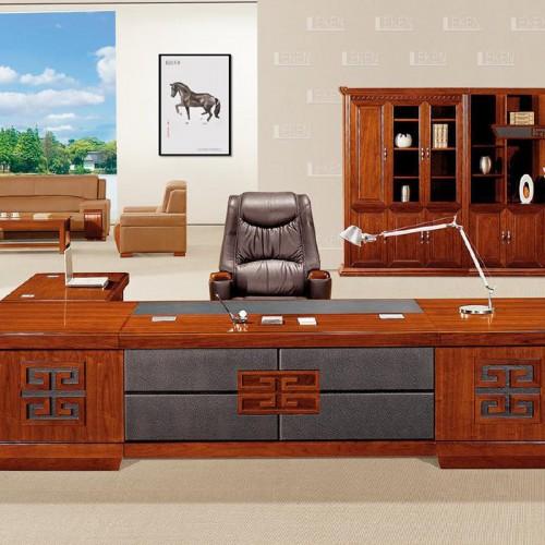总裁办公桌品牌 大班台老板桌批发LT3517Z#