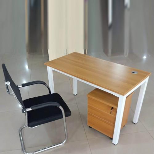 老板电脑桌 板式办公桌定制 002#