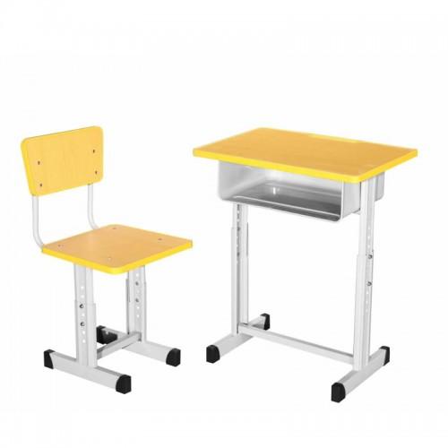 中小学书桌学校写字桌辅导班课桌椅 004#