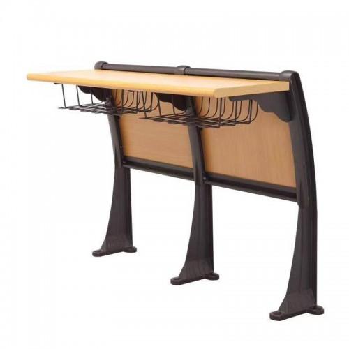 多媒体阶梯教室课桌椅批发厂家 002#