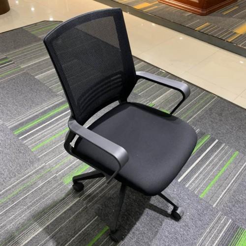 网布升降椅 办公电脑椅采购 16#