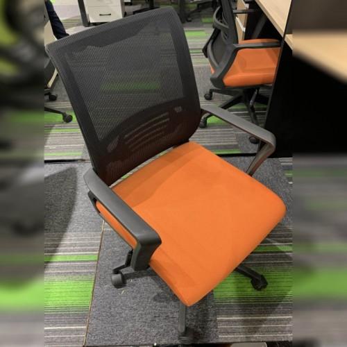 员工转椅批发定做 办公电脑椅选购 19#