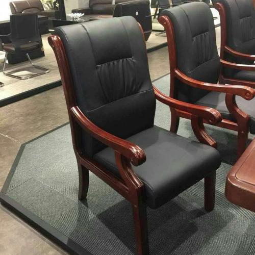 高档实木会议椅厂家 会议椅定做尺寸18#