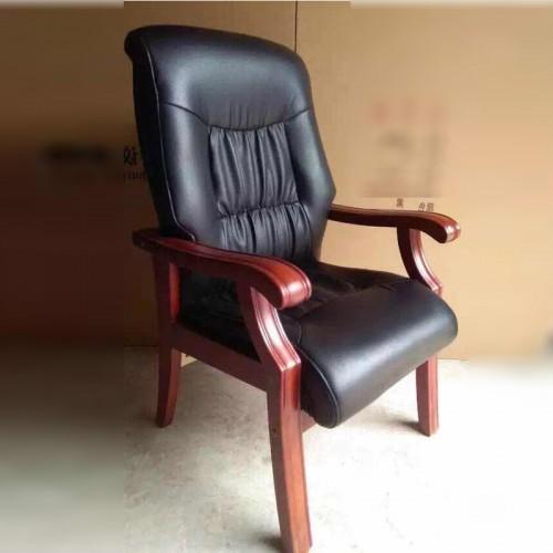 会议椅选购 开会用椅 实木椅子20#