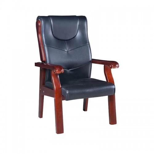 实木会议椅 高档接待椅 扶手椅22#