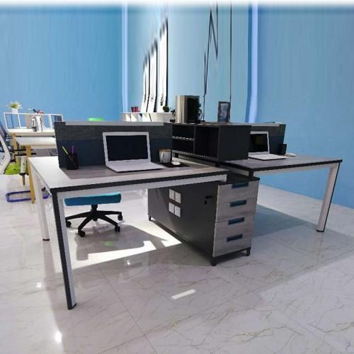 简约卡座屏风办工桌电脑桌厂家直销38#