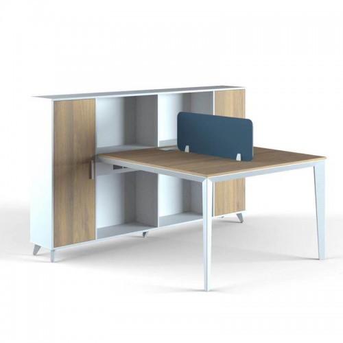 时尚职员办公桌屏风工位41#