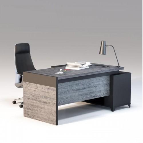 高档商务板式老板办公桌批发采购21#