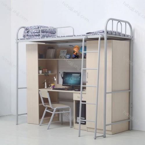 工厂员工宿舍公寓床 学生公寓床07#