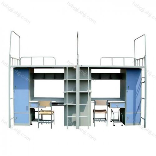 厂家低价批发学生公寓床上床下桌09#
