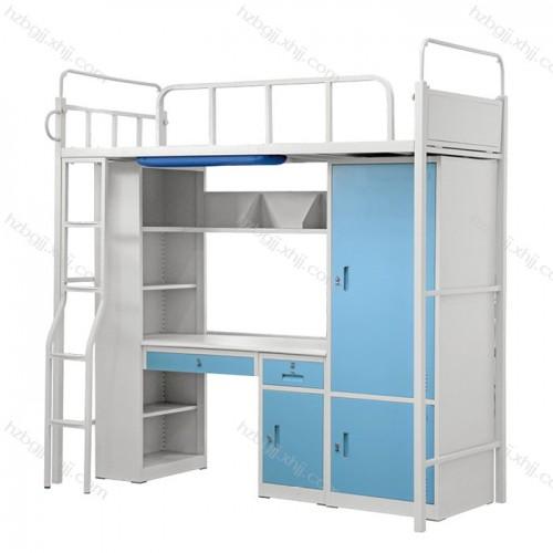 学生公寓床员工宿舍上床下桌12#