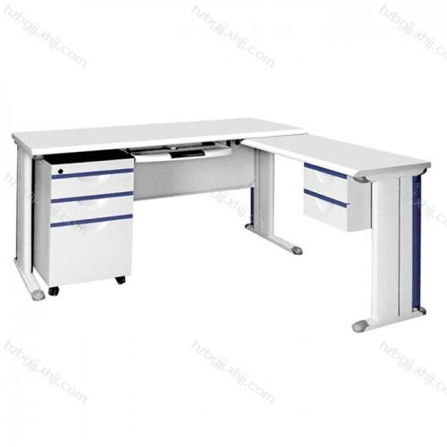生产供应主管办公桌钢制电脑桌16#