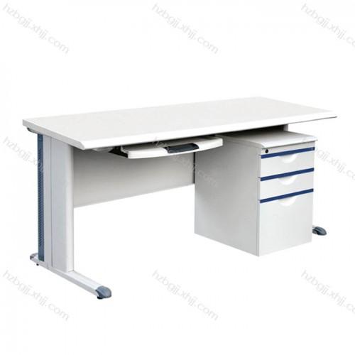 厂家定做主管电脑办公桌 钢制防火办公桌17#