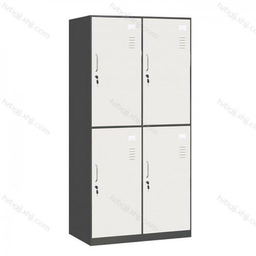 可定制套色钢制更衣柜员工带锁储物柜02#