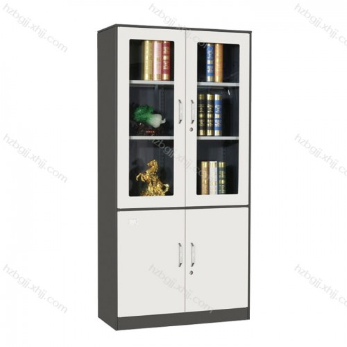 办公家具套色钢制文件柜书柜档案柜12#