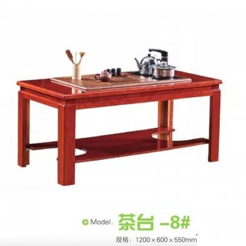 现代中式功夫茶桌定制茶艺桌 茶台-8#