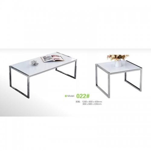 时尚办公室沙发配套茶几生产批发  022#